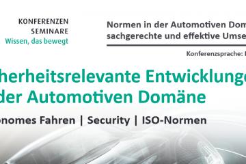 Sicherheitsrelevante Entwicklungen in der Automotiven Domäne