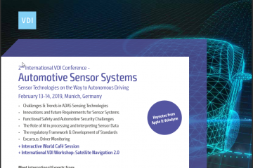 Automotive Sensor Systems