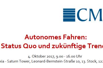 Autonomes Fahren: Status Quo und zukünftige Trends