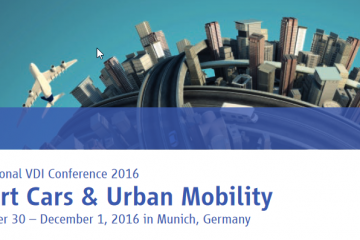 Smart Cars & Urban Mobility